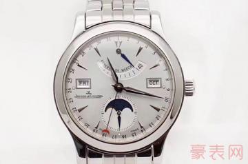积家二手表回收价格几折 取决于这几点