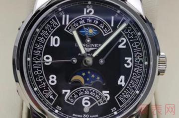 原价的2万元浪琴手表回收能卖多少钱一个