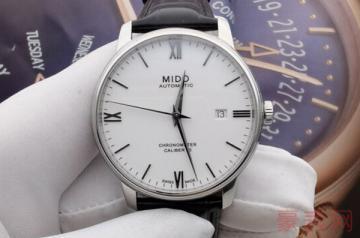专柜买的价值为9000的美度手表回收多少钱