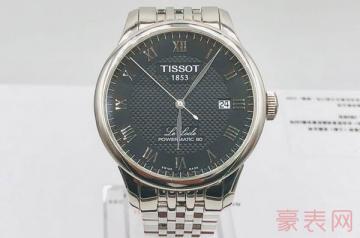 天梭手表回收可以卖多少钱