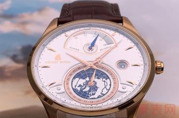 回收依波路手表时名气重要吗