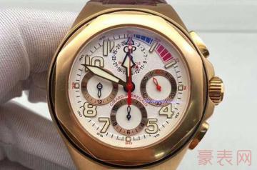二手芝柏手表回收价格坚挺的底气从何而来