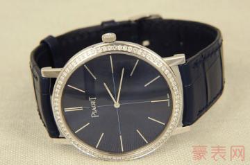 想要二手伯爵手表回收高价还需擦亮眼