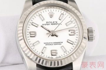 二手rolex手表回收居然也会被拒绝?