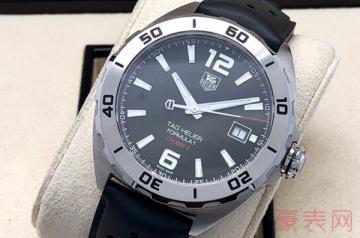 用了好几年的旧手表可以回收吗
