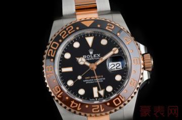 劳力士沙士圈手表回收是不是很容易