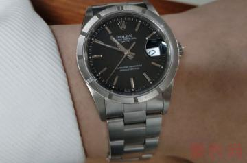 劳力士15210手表回收行情稳步上升