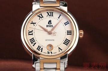 二手依波路1856手表回收价格表怎么样