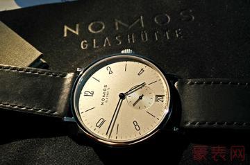 nomos二手表回收价格和什么有关