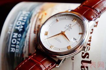 欧米茄手表官方回收吗 回收折扣有多少