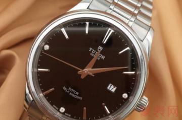帝舵风尚手表回收价格有什么表现