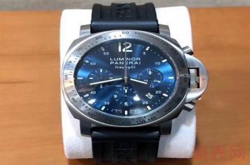 回收沛纳海手表是否要看表款