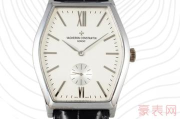 江诗丹顿二手表回收价格最新查询方式亮相