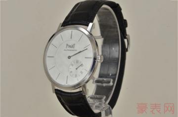 伯爵二手表回收价格让人眼前一亮?