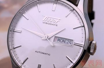 天梭手表回收值多少 此地报价高10%