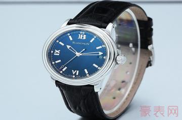二手手表回收价位多少算值钱