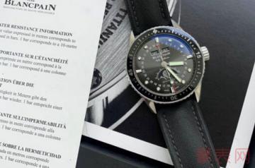 二手宝珀五十噚手表回收能卖多少钱