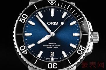 呼声很高的豪利时手表可以回收吗