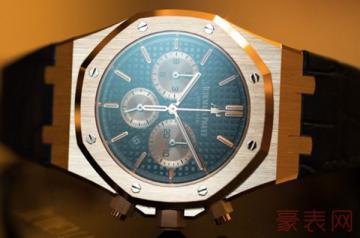 哪里可以高价回收爱彼手表