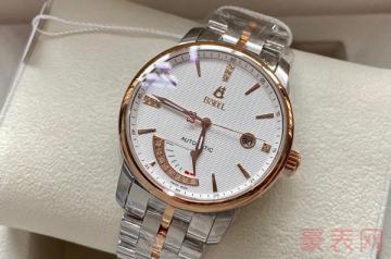 8000价位的依波路手表回收能卖多少钱