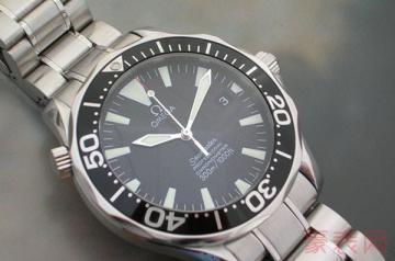 欧米茄两万的手表回收能卖多少钱