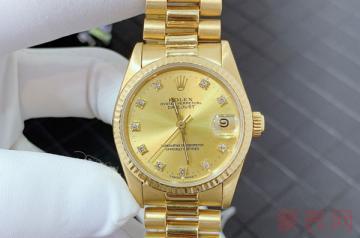 劳力士68278手表回收价格能有预期值吗