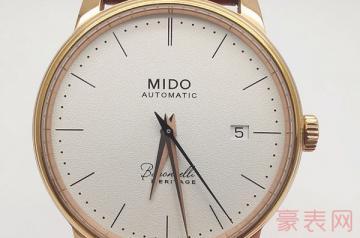 美度贝伦赛丽手表回收价格一般几折