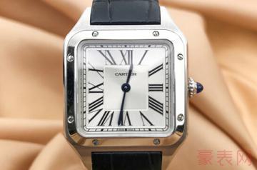 卡地亚的手表无证书还能回收吗