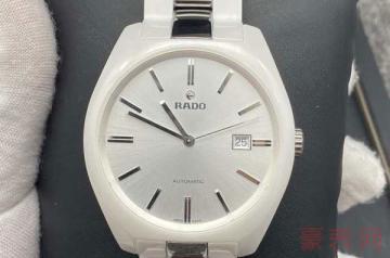 现在二手雷达手表回收什么价格