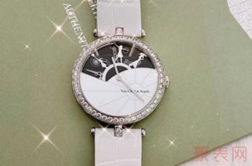 梵克雅宝手表回收会贬值多少钱