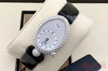 宝玑那不勒斯皇后手表二手卖多少钱