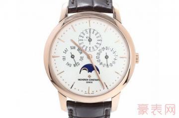 江诗丹顿手表回收多少钱 早知早受益