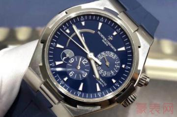 江诗丹顿老款手表回收还有好行情吗