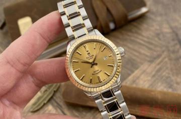 原价两万左右的帝舵手表能卖多少钱