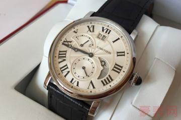 原价7万块的卡地亚手表回收价值几何