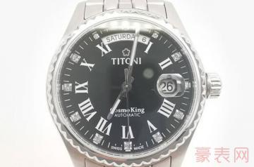 老梅花手表双日历回收价格怎么精准衡量