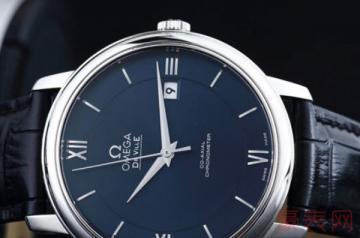 欧米茄手表回收哪里有对应的平台