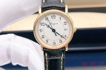 网上回收浪琴手表真的可以做到上门吗