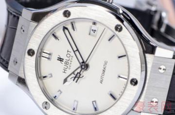 最便宜的宇舶手表回收能拿多少钱