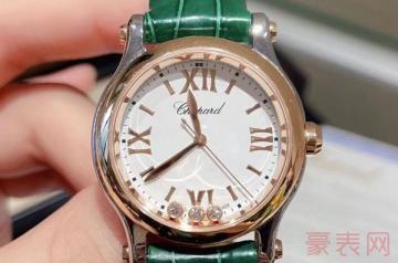丢了证书的萧邦手表还能拿去卖么