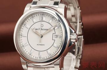 靠谱的宝齐莱手表回收公司哪里找
