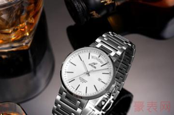 旧英纳格老款的手表回收能卖多少钱