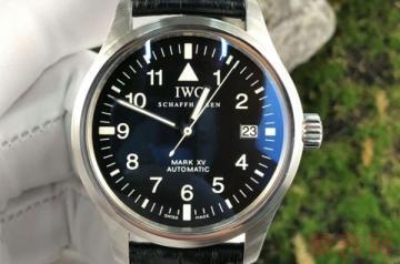 iwc万国表二手手表回收价值还挺圈粉的