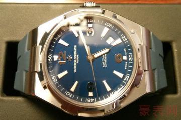 江诗丹顿怎么回收最保值 手表成色很关键