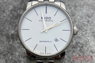 美度手表专柜回收旧表吗 内行人劝少走弯路