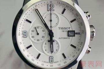 天梭手表回收价钱再度下跌是真的吗