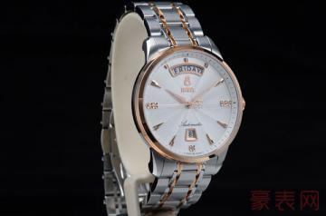 小众品牌波依路手表回收有价值吗