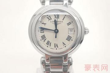 一万的浪琴手表回收大概多少钱