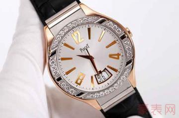 二手的伯爵手表回收一般几折