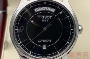 二手天梭手表回收能卖多少钱一块